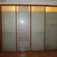 Шкафы-купе шириной 4 метра