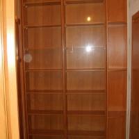 2 створчатые распашные шкафы