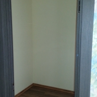 Гардеробная комната 4 кв. м.