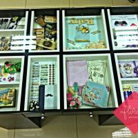 Уютные столы для творчества, шитья и рукоделия