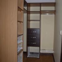 Гардеробная комната 5 кв.м.